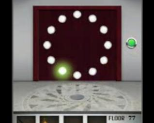 Passing 100 Floors Level 77 Smartphone Game