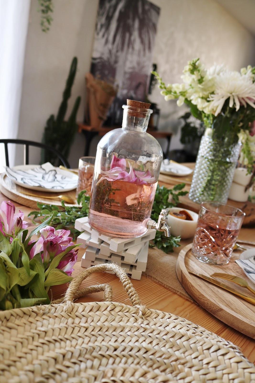 go ter d t d co de table pauline dress blog mode lifestyle et d co besan on. Black Bedroom Furniture Sets. Home Design Ideas