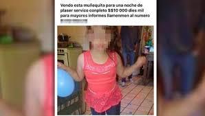 Video-Atrapan padres pusieron en venta a niña en Redes Sociales