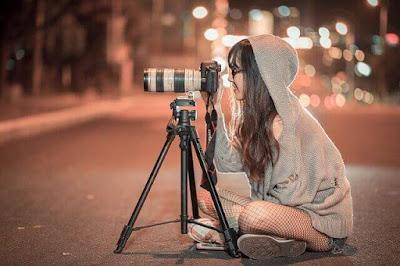 ще трябва да свържете вашият цифров фотоапарат здраво към статив, ако желаете вашите нощни снимки да изглеждат по-ясни.