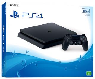 Herná konzola Sony PlayStation 4.