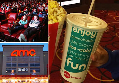Amc Theatres Instant Win Game Free Samples Amp Freebies