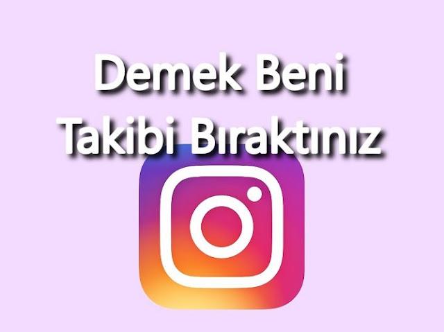 instagram unfollow programı