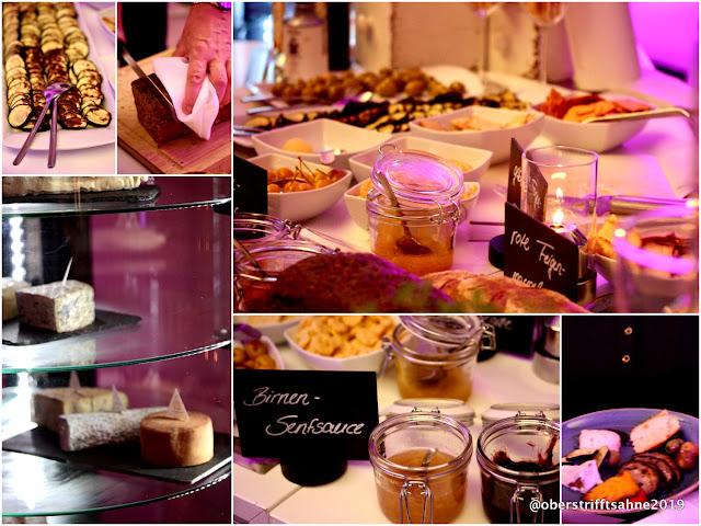 Küchenparty im Restaurant Schloss Ettersburg