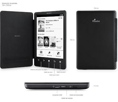 Análisis Sony PRS-T3