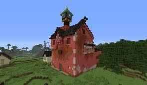 Cara Membuat Kerajinan Kota Indah Minecraft PE