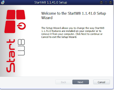 Enable Start Button in Windows 8