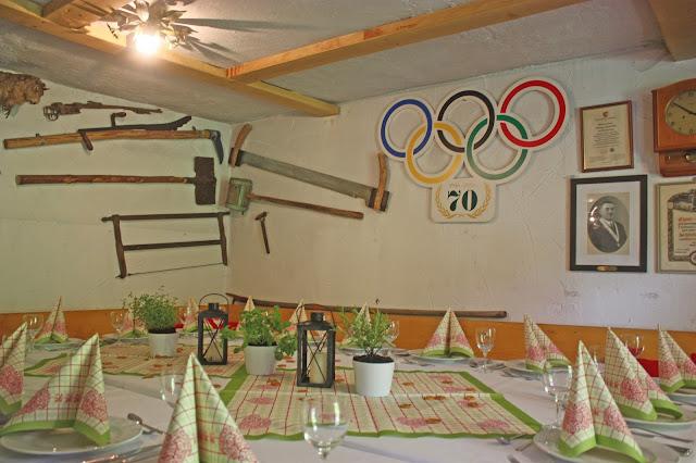 Hochzeitswochenende Get together in der Historischen Bobkantine am Riessersee - #Hochzeit #Garmisch #Bayern #See #Berge #Natur #wedding location #wedding venue #abroad #Bavaria #Riessersee