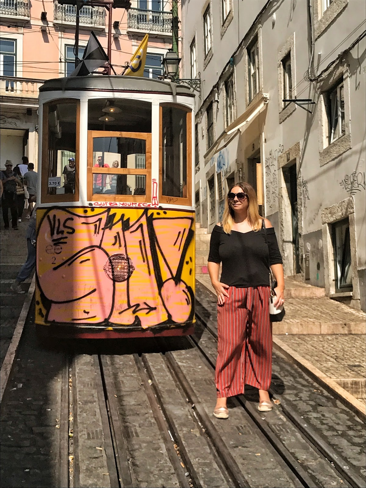 Elevador Da Bica Lisbon's best Instagram photo location for trams!