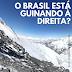 O Brasil está guinando à direita?
