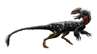 Guanlong Dinozorunun Resmi