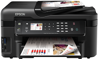 Download Epson WorkForce WF-3520 drivers