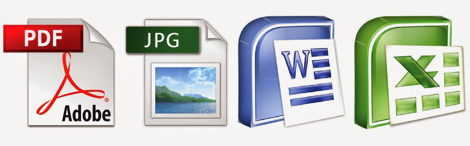Merubah File PDF ke Word / Excel / Gambar
