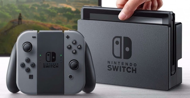 Nintendo Switch Sales Now at Nearly 15 Million Units