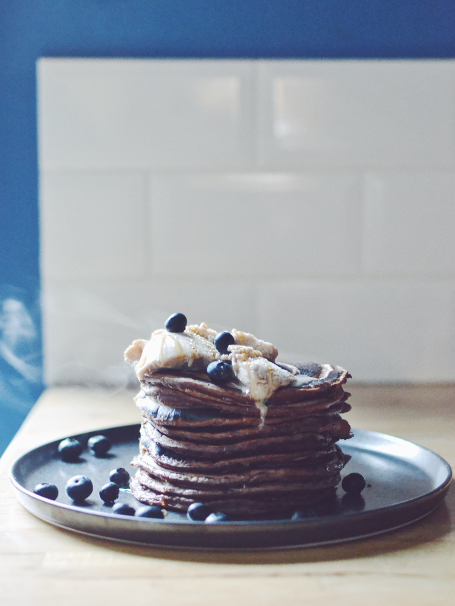 Chocolate Pancake recipe healthy