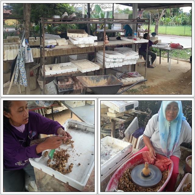 Tempat Menarik Di Perak Malaysia| Labu Sayong Kuala Kangsar Perak