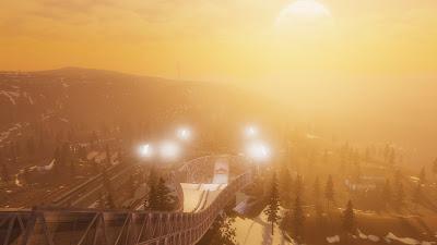 Ski Jumping Pro Game Screenshot 2