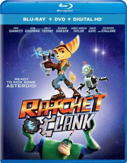 Download Film Ratchet & Clank (2016) BluRay Subtitle Indonesia