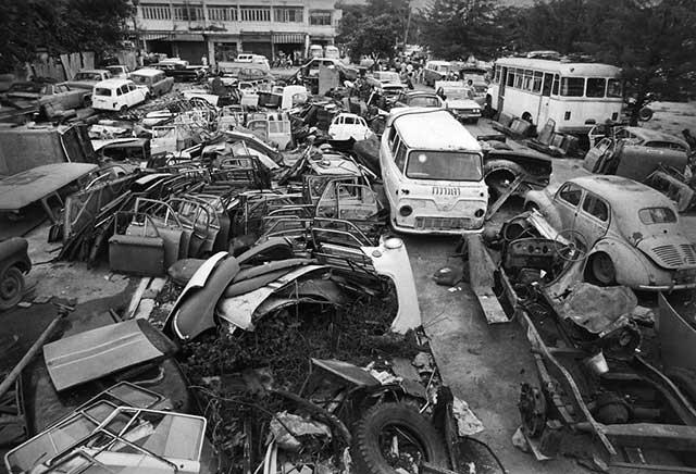Kuburan Bus Soi Sai Yood