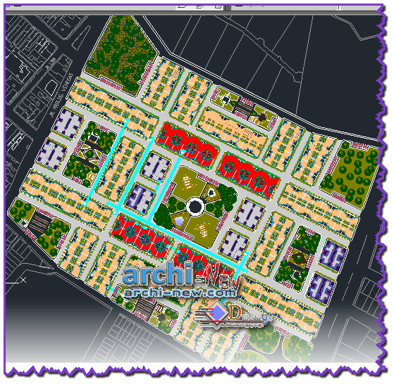 city-general plan Planta General Ciudad