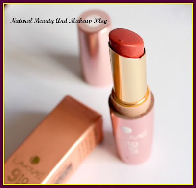 Lakme 9-5 Matte Roseate Motive Lipstick Review on Natural Beauty And Makeup blog