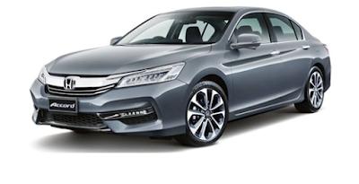 Mobil Honda 2018