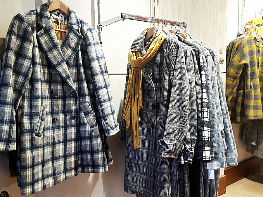 Escandelle fashion, Winter coats, Clueless style coats, The Style Guide Blog