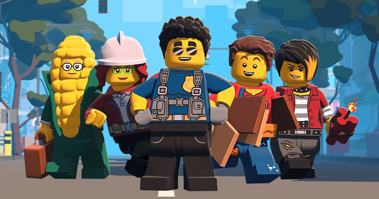 NickALive!: 'LEGO City Adventures' Reportedly Renewed for ...