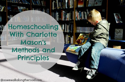 Charlotte Mason's methods for homeschooling