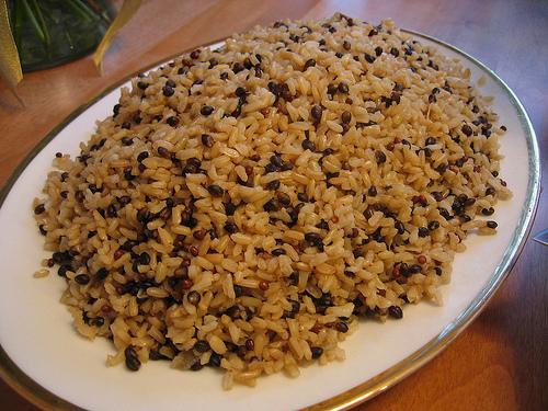 Trade Joe's Brown Rice Medley
