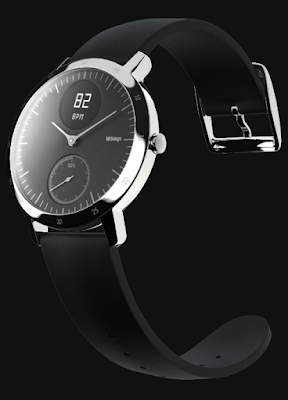 Withings Steel HR - Withings' stylish, heart rate monitoring wearable.