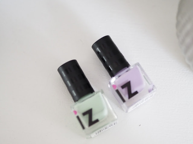 IZ Beauty London Gel Effect Nail Polish