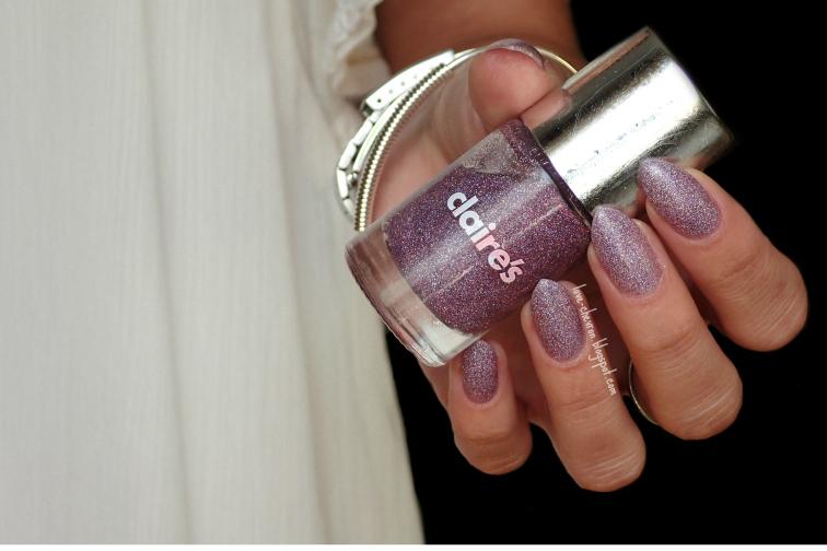 Claire's nail polish