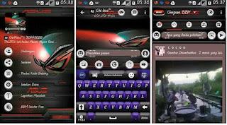 Download Game BBM Mod Extra Fitur Clone Full DP v3.1.0.13 Mod Apk