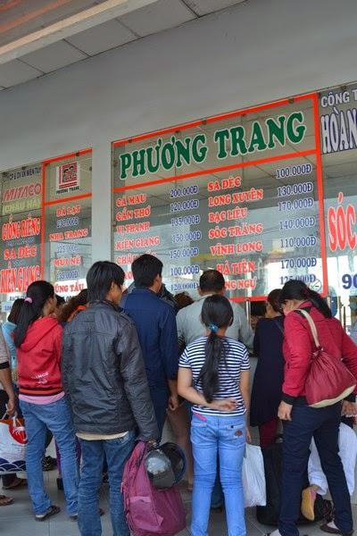 gare de l'Ouest de Mien Tay, Ho Chi Minh