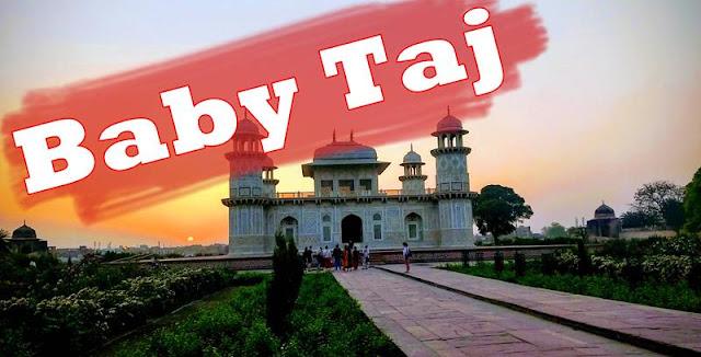 I'timad-ud-Daulah Tomb ou Baby Taj