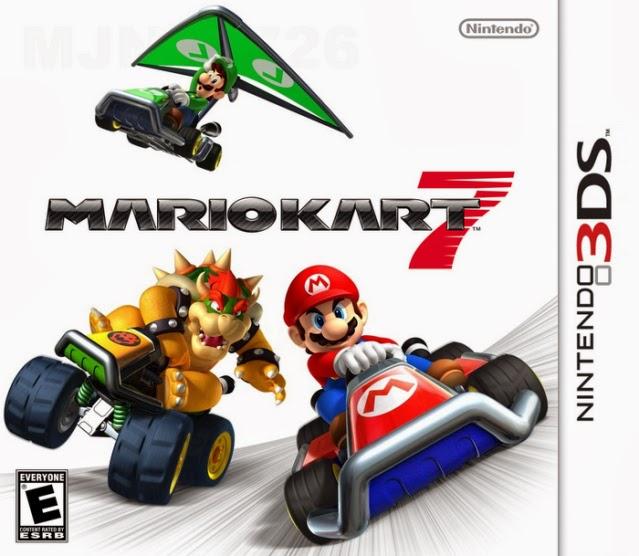 Mario Kart 7 Eur N3ds