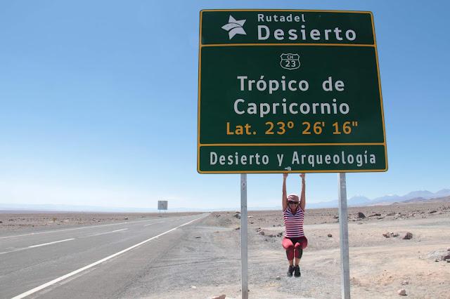 Blog Apaixonados por Viagens - Trópico de Capricórnio