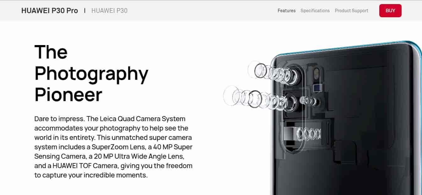هواوي P30 المراجعة الكاملة مع المميزات والامكانيات والاسعار | Huawei P30 Pro