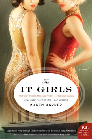 TLC BOOK TOUR REVIEWS The IT GIRLS by Karen Harper