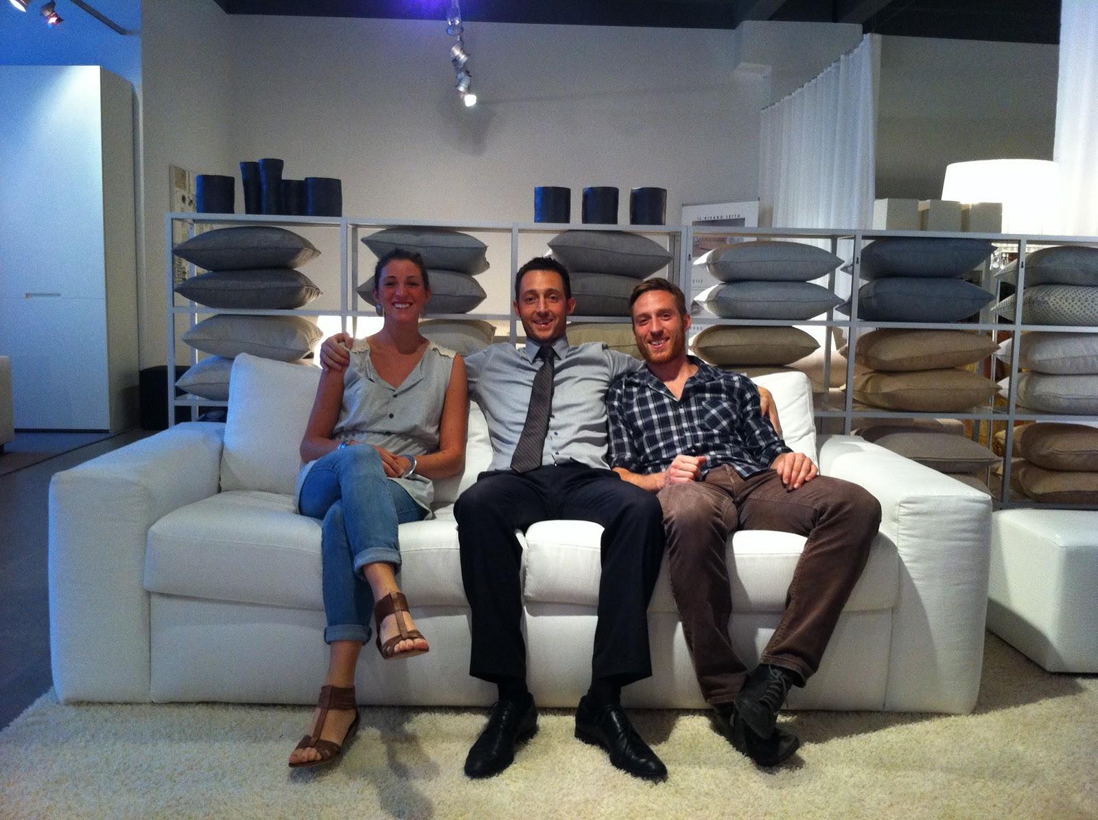 Berto Salotti Blog: Vince il divano letto Philadelphia...