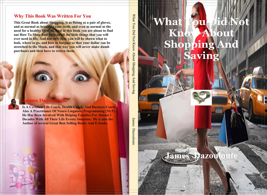 BOOK - What You Did Not Know About Shopping And Saving