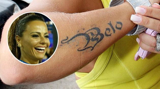 fotos da tatuagem de viviane araujo