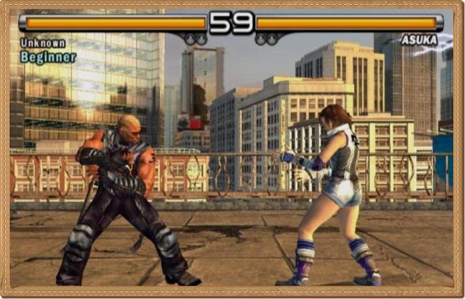Tekken 5 PC Games Gameplay