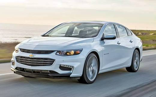 2018 Chevrolet Malibu Premier Review