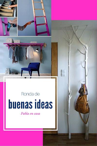 Ronda de buenas ideas decoraci n for Buenas ideas decoracion