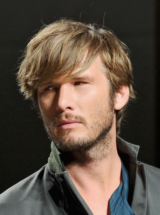 Mens Shaggy Hairstyles