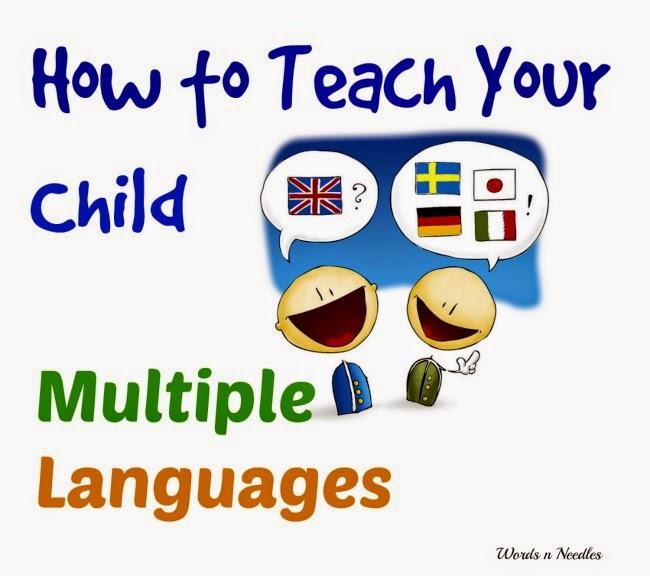 teaching multiple languages