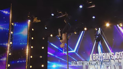 Alexandr's last and scariest act!