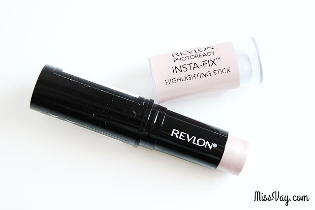 Revlon maquillage Illuminateur Insta-Fix été 2016